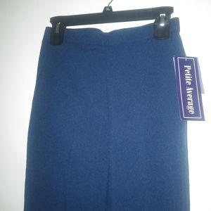 NWT Laura Scott Petite Pants
